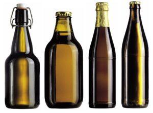 Bierflaschen sind eine schlechte Alternative zum Fleischklopfer.